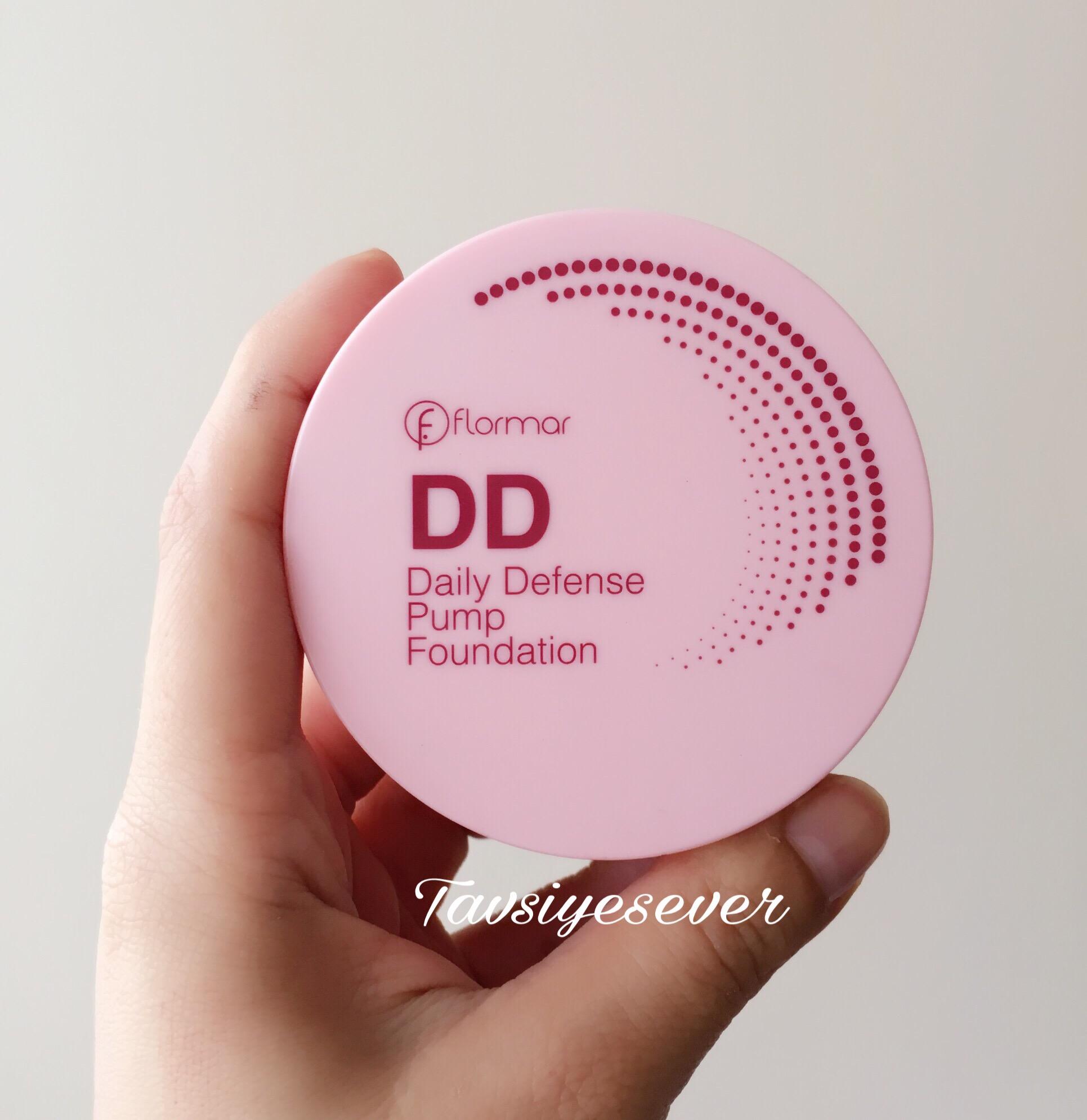 Flormar DD Pump Fondoten