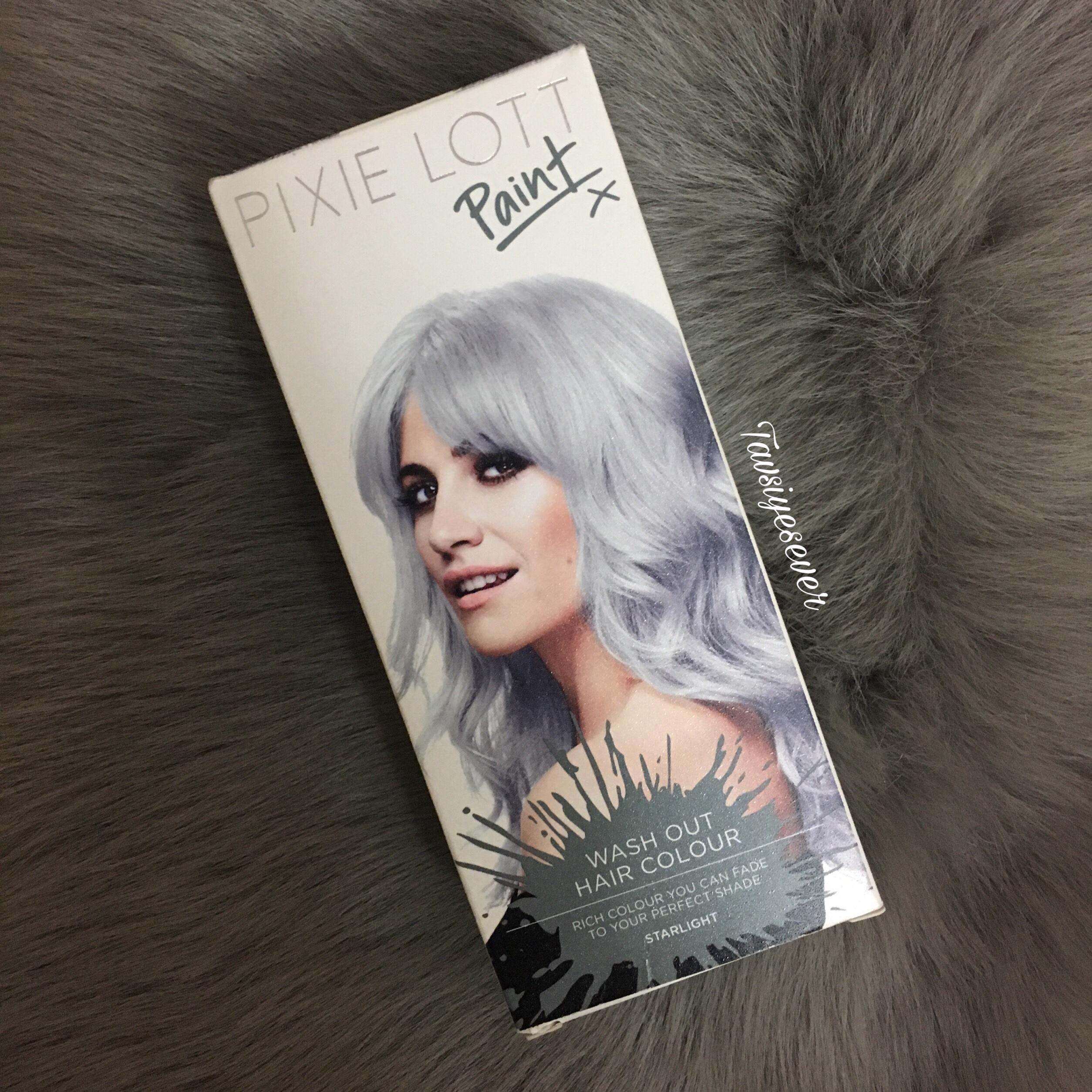 Pixie Lott Paint Saç Boyası