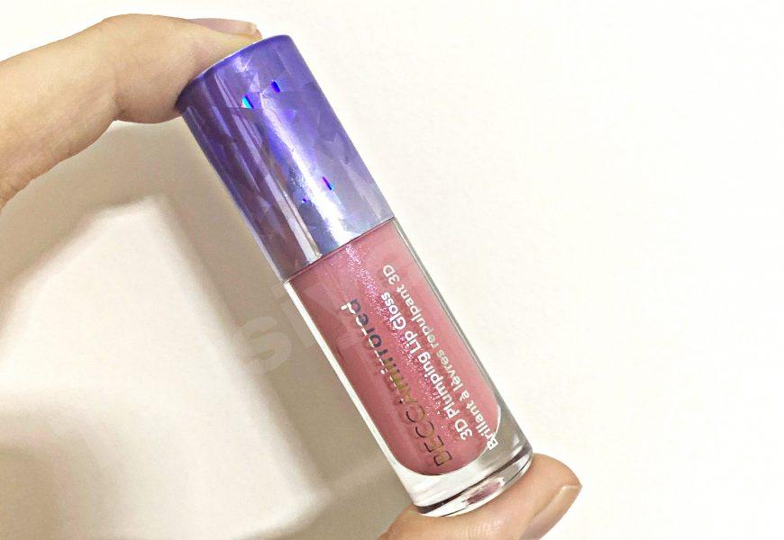 Becca 3D Plumping Lip Gloss Foiled